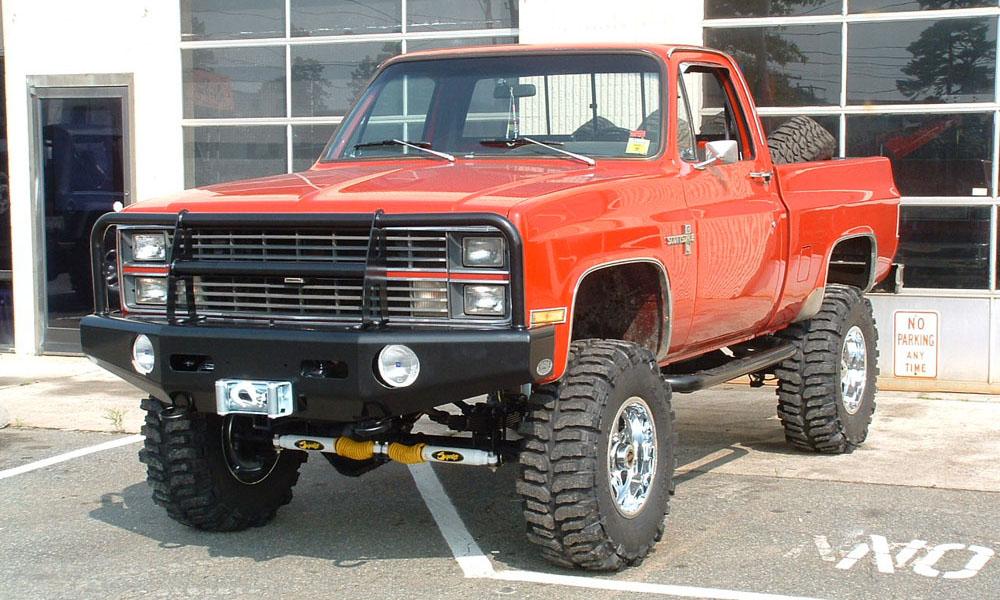 C Scls on 2000 Chevrolet Silverado 3500