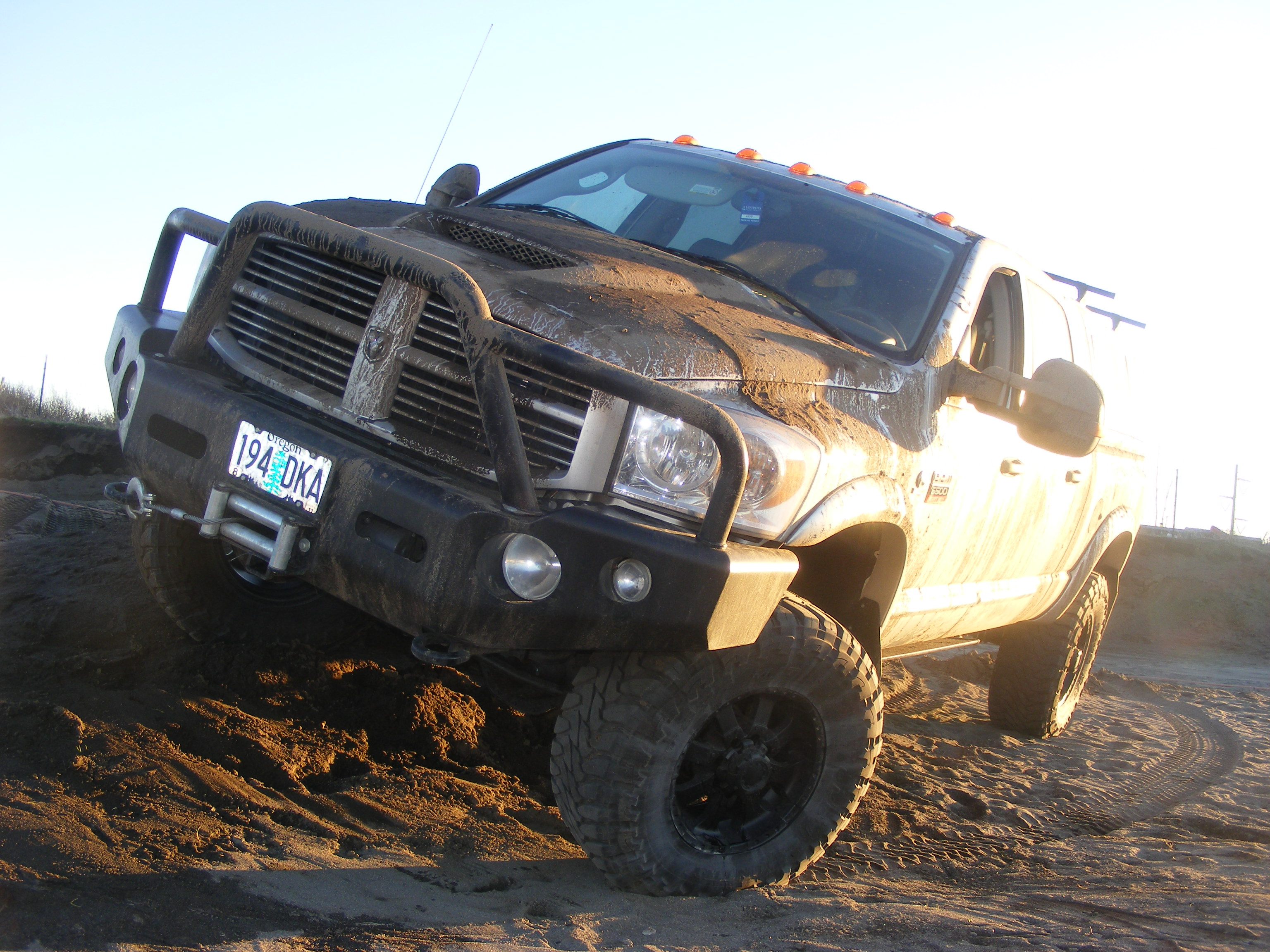 Dodge Bumpers From Buckstop Truckware For Off Road Ram More