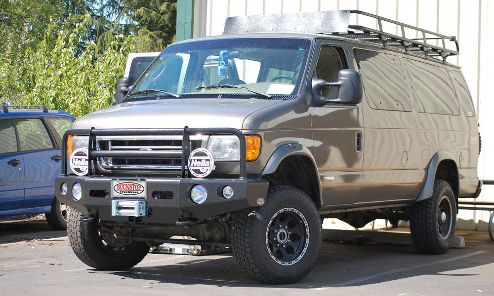 Ford Van - Buckstop Truckware