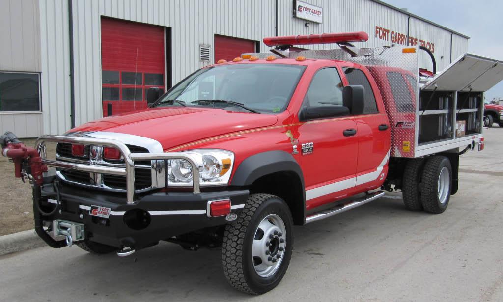 Dodge 4500 5500 Buckstop Truckware