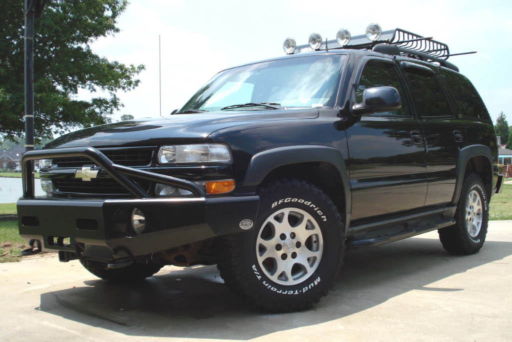 Chevrolet SUV - Buckstop Truckware