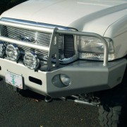 BOLT ON LIGHT BAR